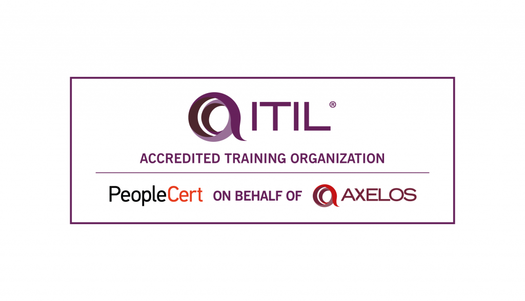 ITIL® is a registered trade mark of AXELOS Limited, used under permission of AXELOS Limited. The Swirl logo™ is a trade mark of AXELOS Limited, used under permission of AXELOS Limited. All rights reserved.